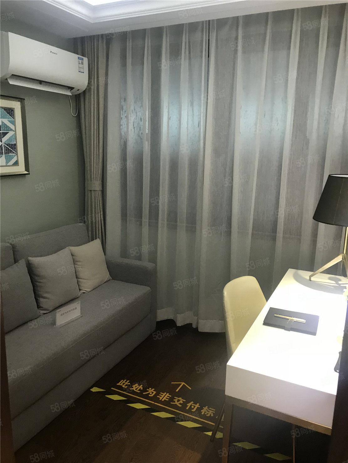 中旅名门府明年交房二环旁精致住宅环境优良绿化优美