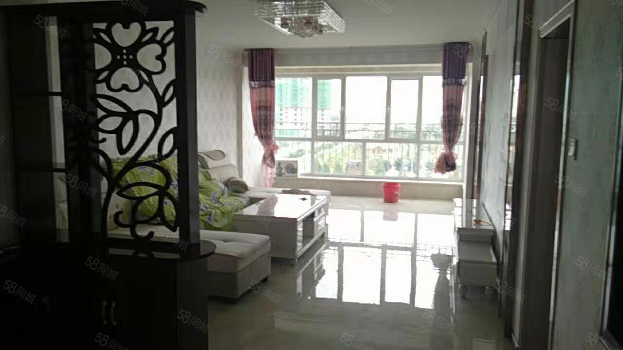 万达广场附近田园居6楼3室2厅精装修拎包入住未住过人