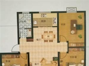 徐汇枫景105平,6楼,转让费1.5万,包改名