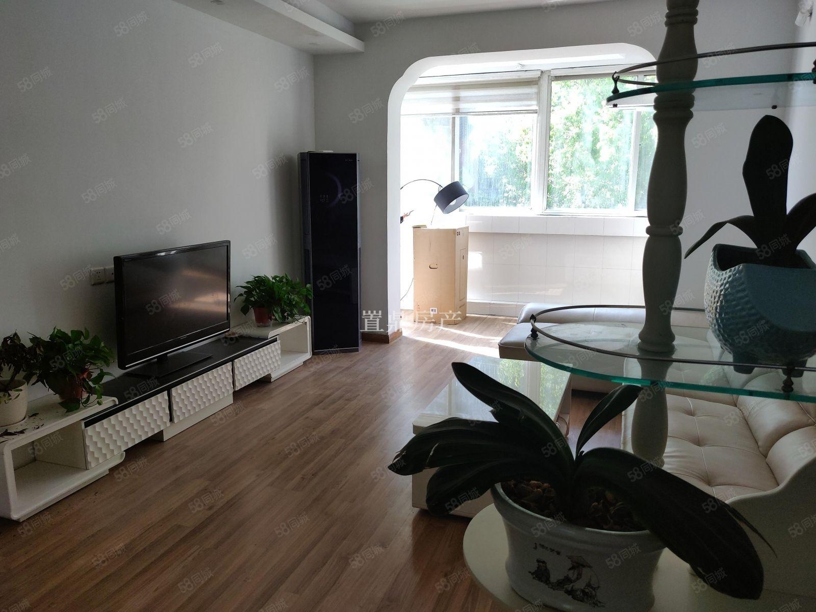 建业森林半岛精装两室家具家电南北通透有证可按揭