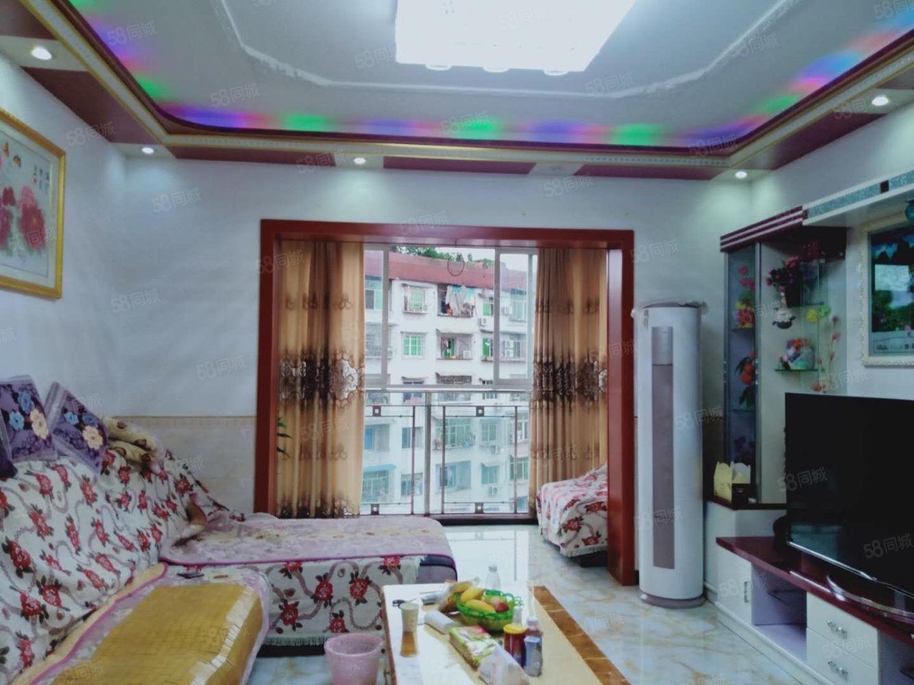 老城水印兰亭电梯两房诚租家具家电齐全小区环境优美交通便利