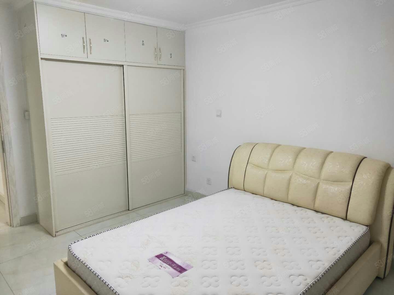 唐王湖畔御景城精装两室高层视野好,家具家电齐全拎包入住