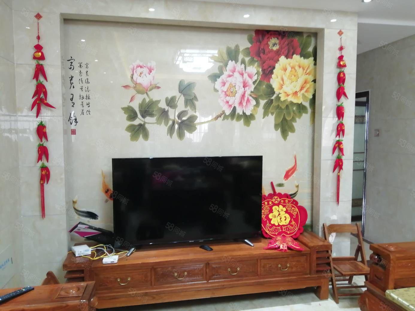 紫金佳苑品质小区全明格局优装三居室房子现状好靠谱出售