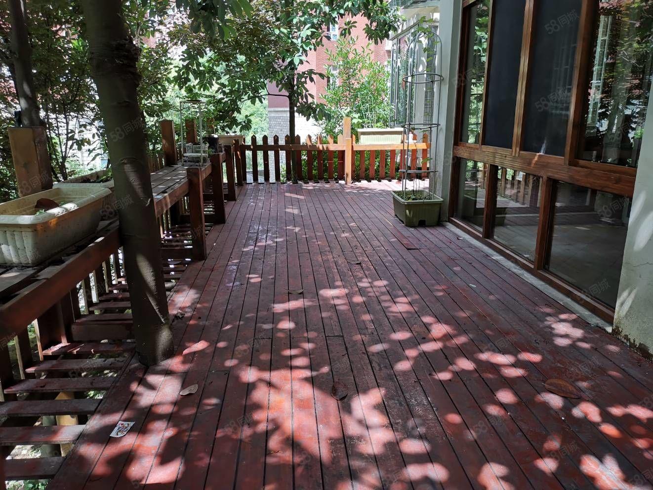 东欣彩虹城一楼带20平花园省税关门卖有钥匙