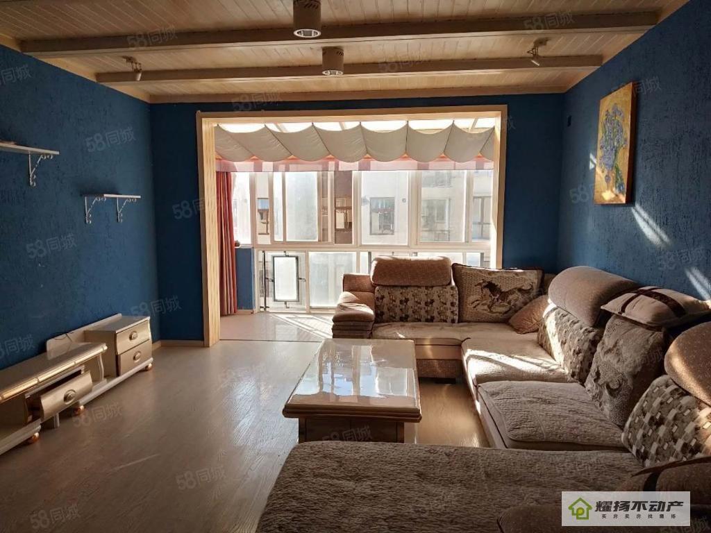 !!!沃尔玛商圈附近,精装修,全套家具家电,好房急租