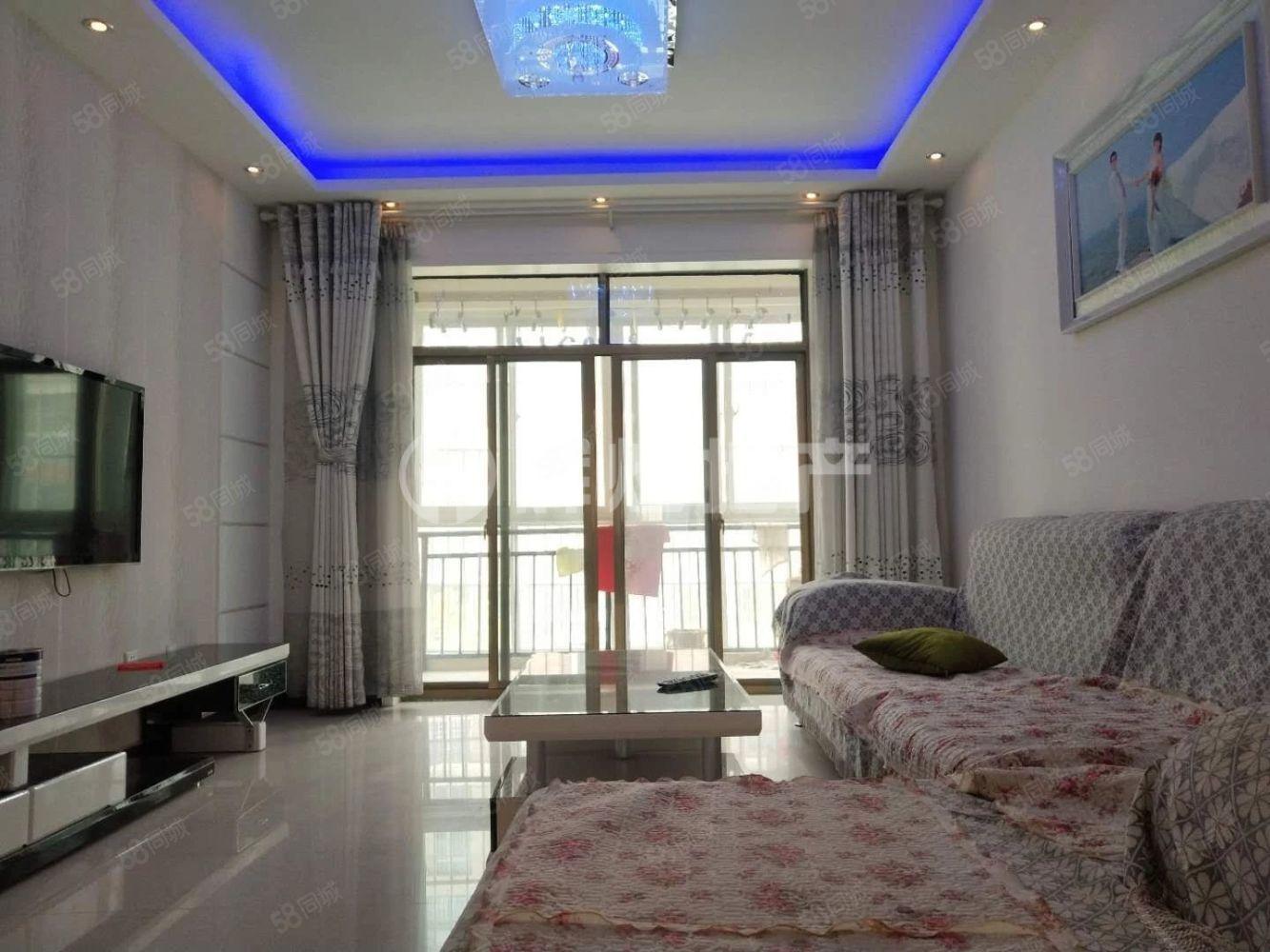 泛华新城2室2厅1卫91.35平米