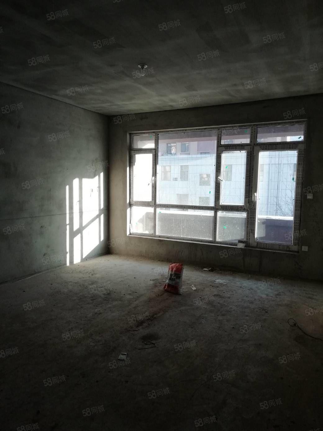 大禹城邦140平28楼江景房13中学区超低价格一手房手续
