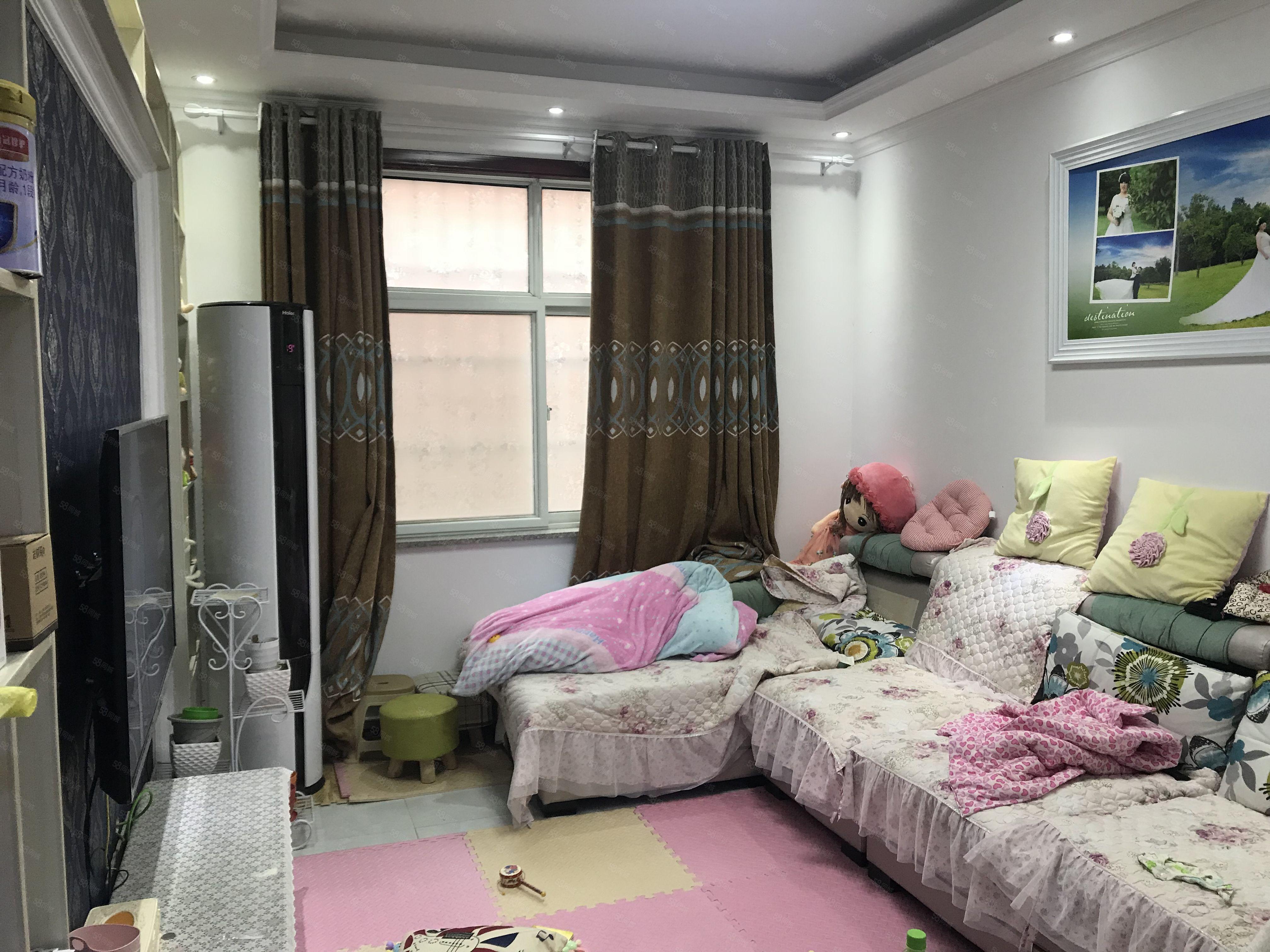 麻屯新苑小区大两室婚房装修二楼大产权可贷款看房方便