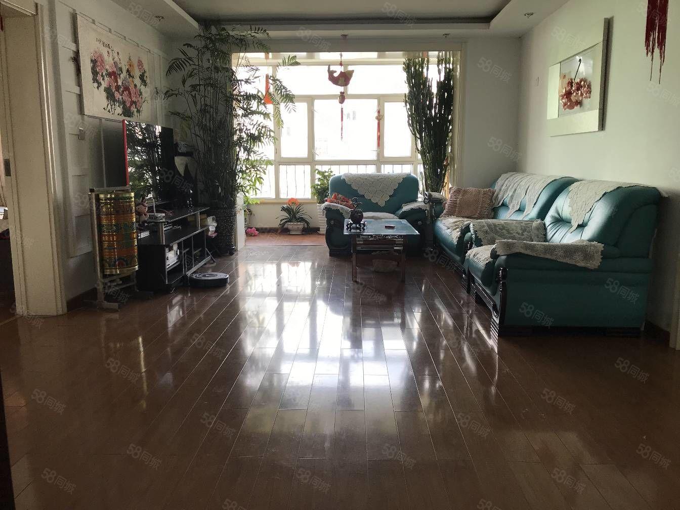 龍興家園正三樓130平三室一廳一衛南北,精裝波