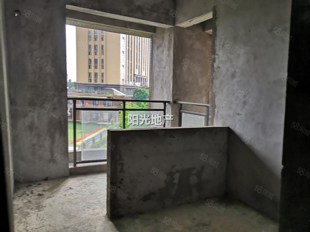 首付20多万买东湖丽景品质3房朝中庭可看江性价比超高看房方便