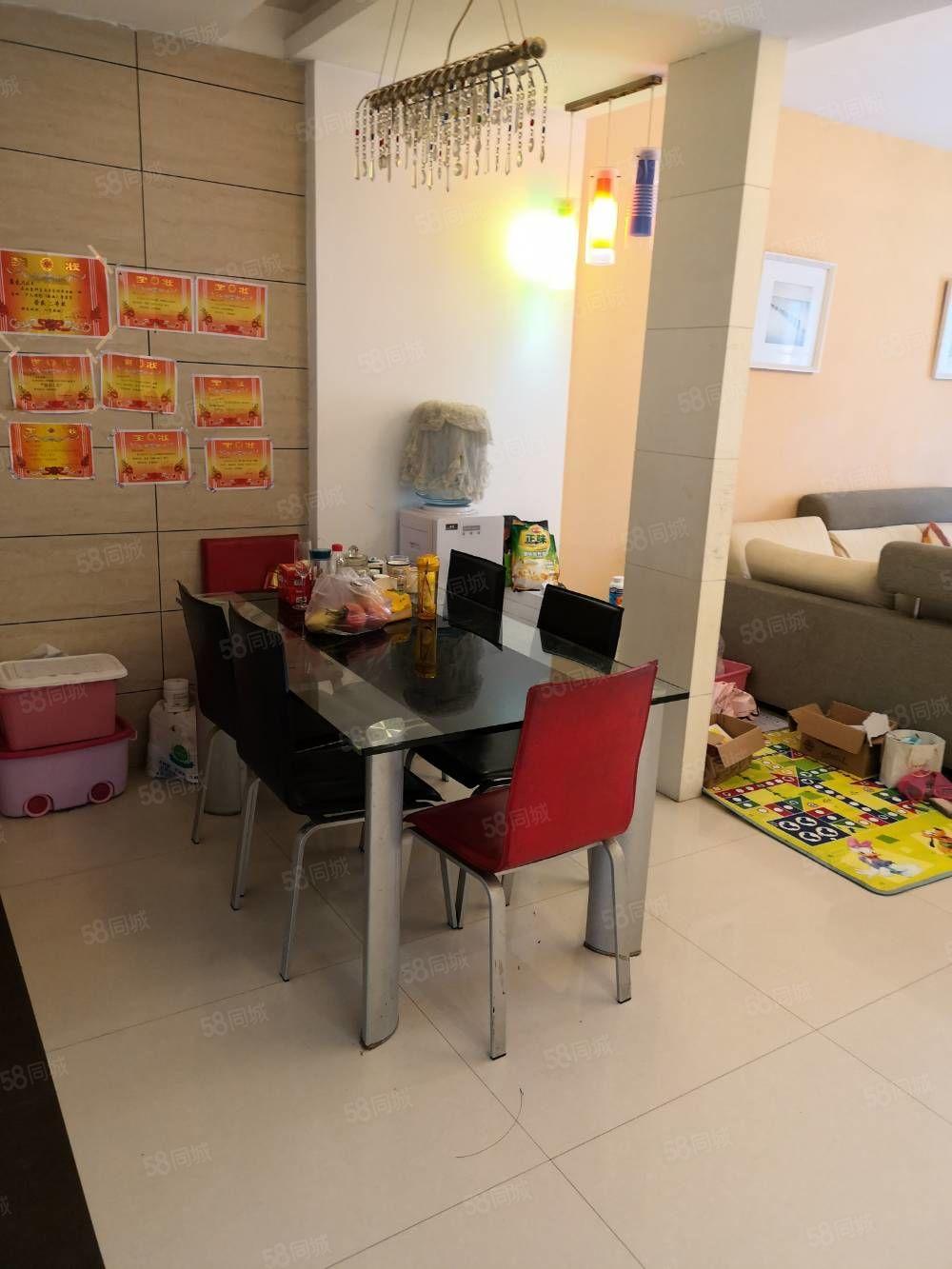 栗都购物广场万福城幸福小区精装3房2厅2卫手续齐全