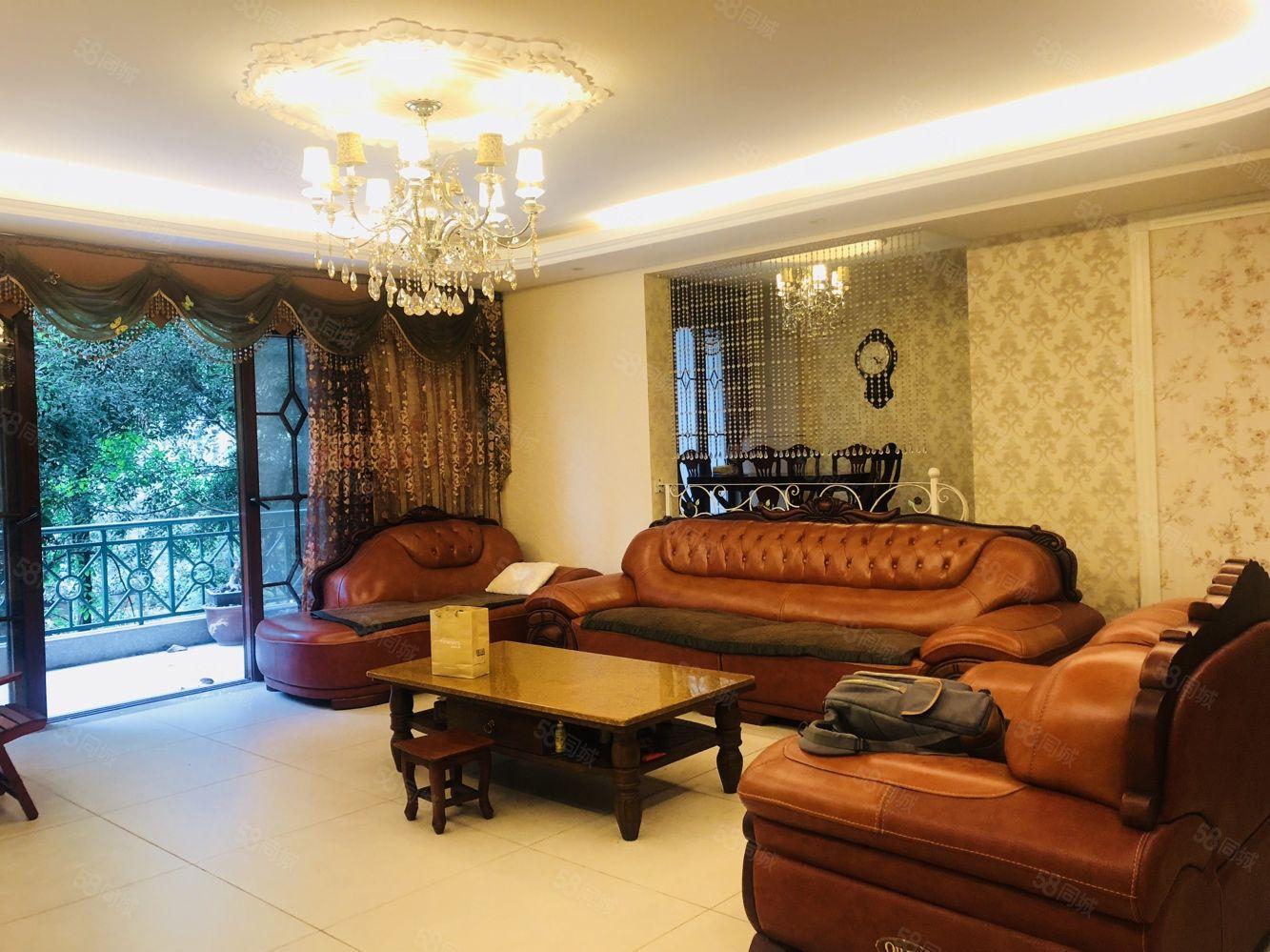 天立墨香苑。豪装4房。全实木家具,还送双阳台,住家富人区