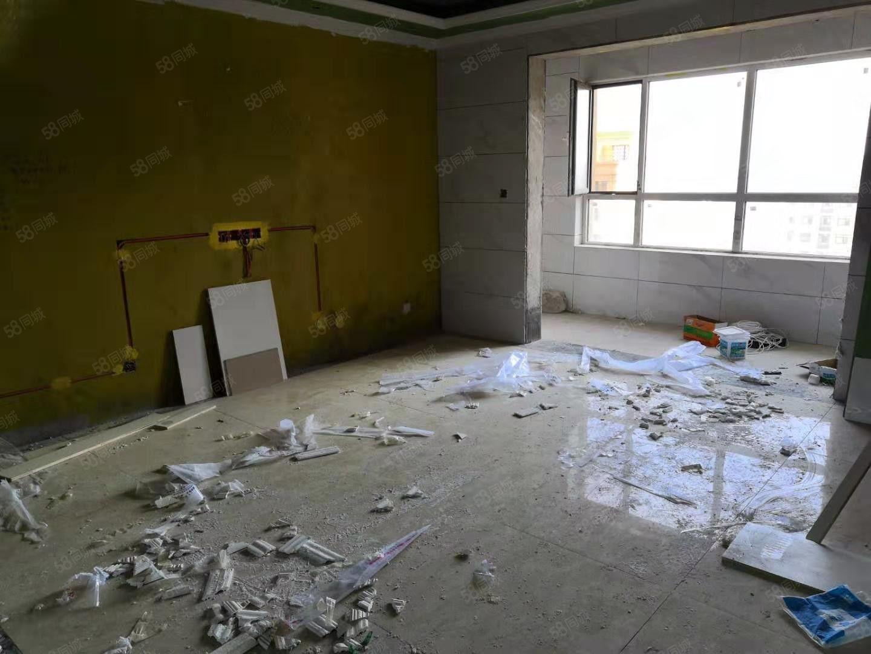 中房银堤漫步大四室半装修户型方正开德小学中学