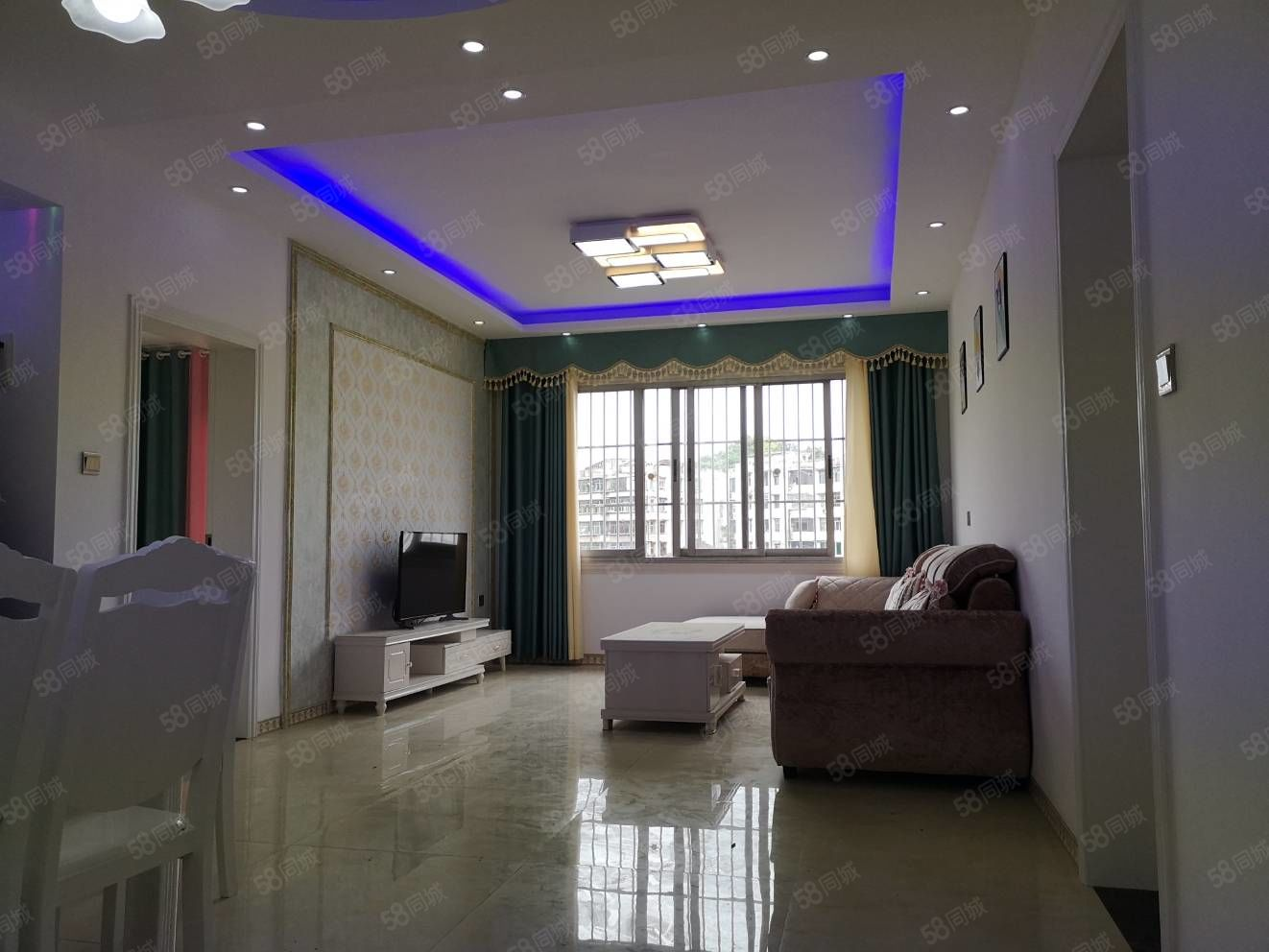 上河街打包廠5樓110平米精裝修3室拎包入住可按揭