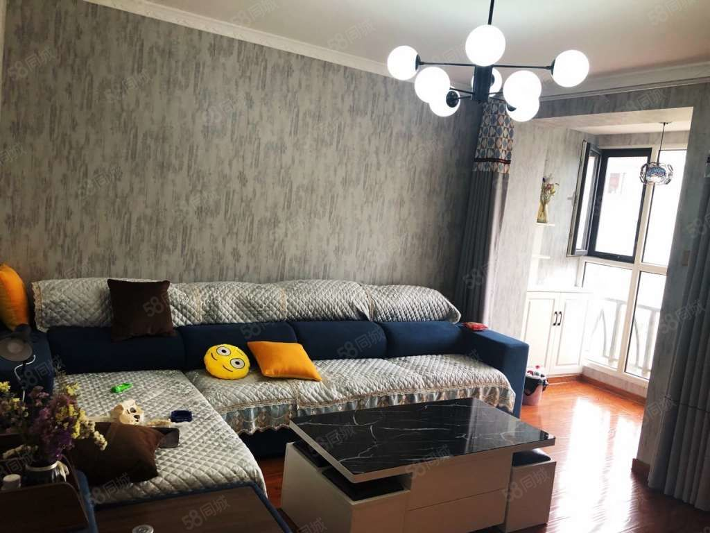 安怡家园装二室拎包入住环境优美人文素质高交通便利