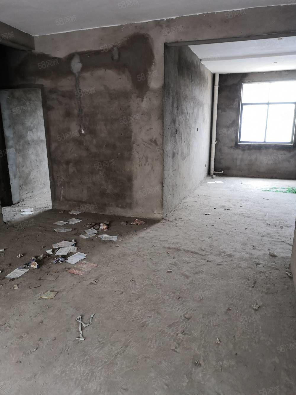 急售 溪山雅苑毛坯3房2厅1卫 南北通透