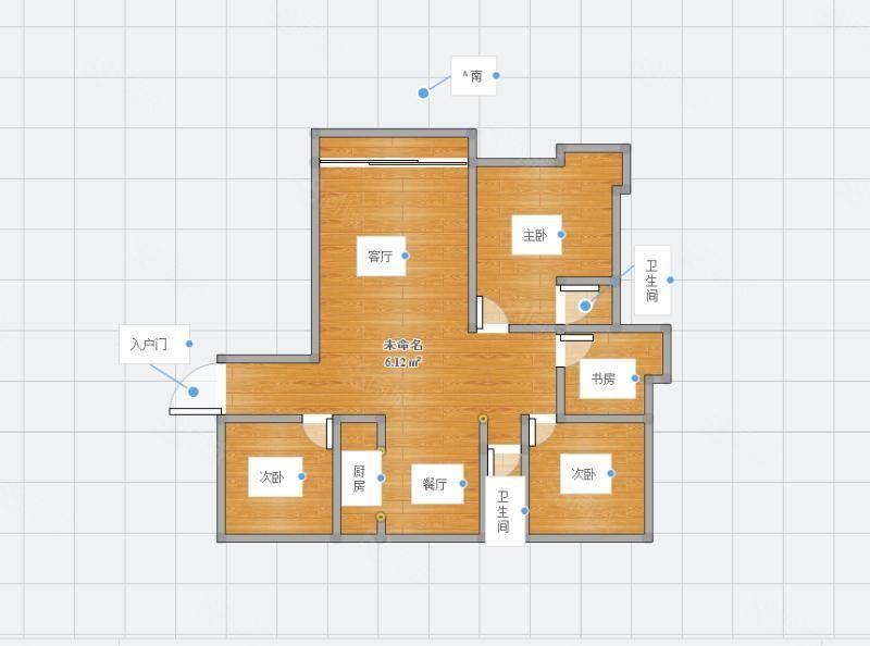 天鹏皇朝,电梯四房,两厅两卫,有证可按揭,正常首付,契税满二
