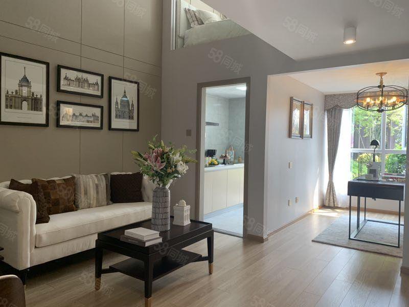 湿地公园LOFT公寓实得单价3600层高4.9米随意改