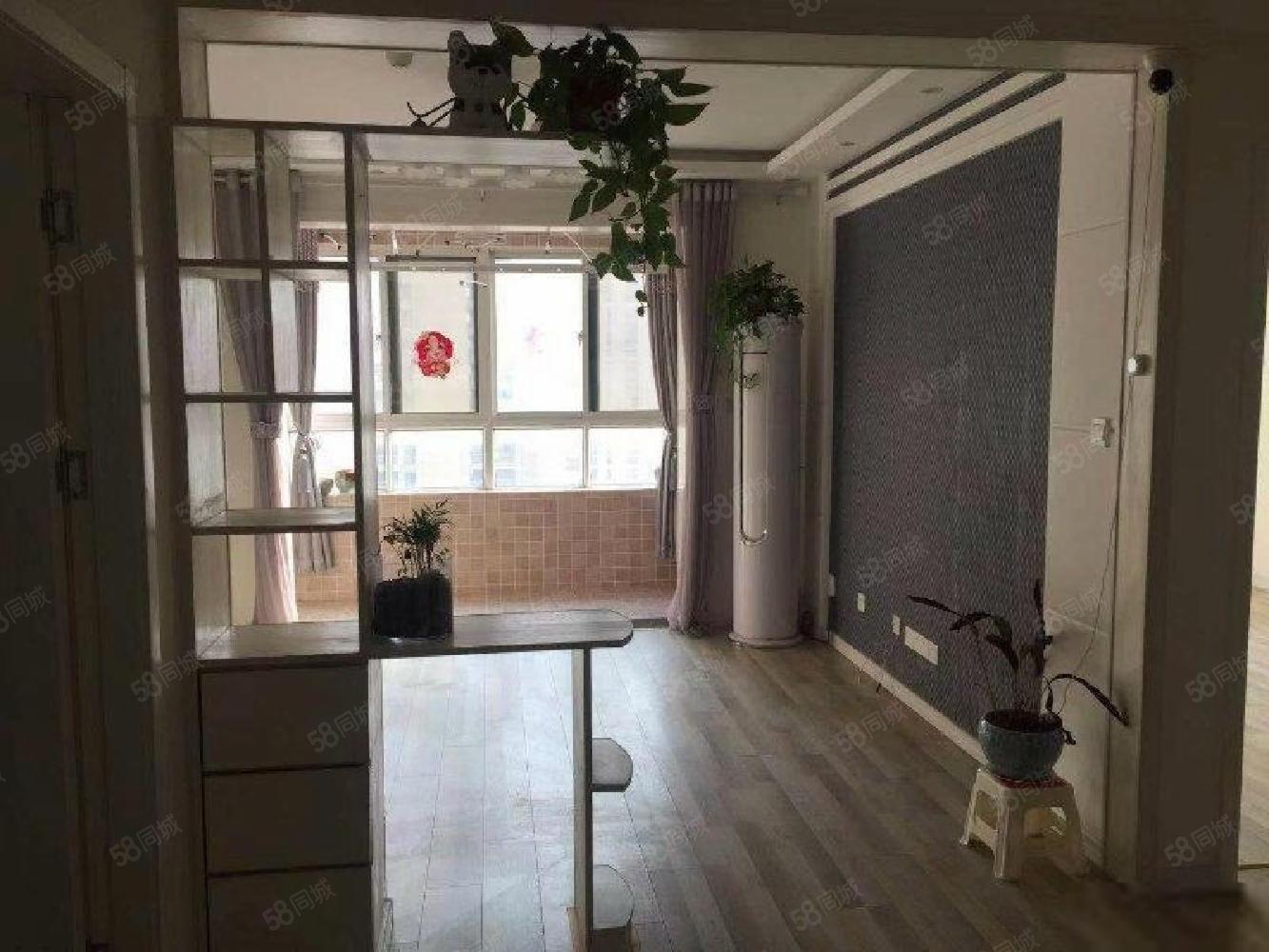 發龙潭路儿童医院旁世纪康城奥林匹克花园婚房未住精装两室