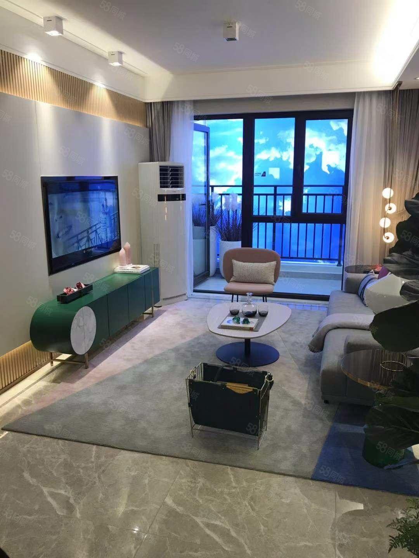 中海锦城84平两室仅剩后40套欲购从速小户型