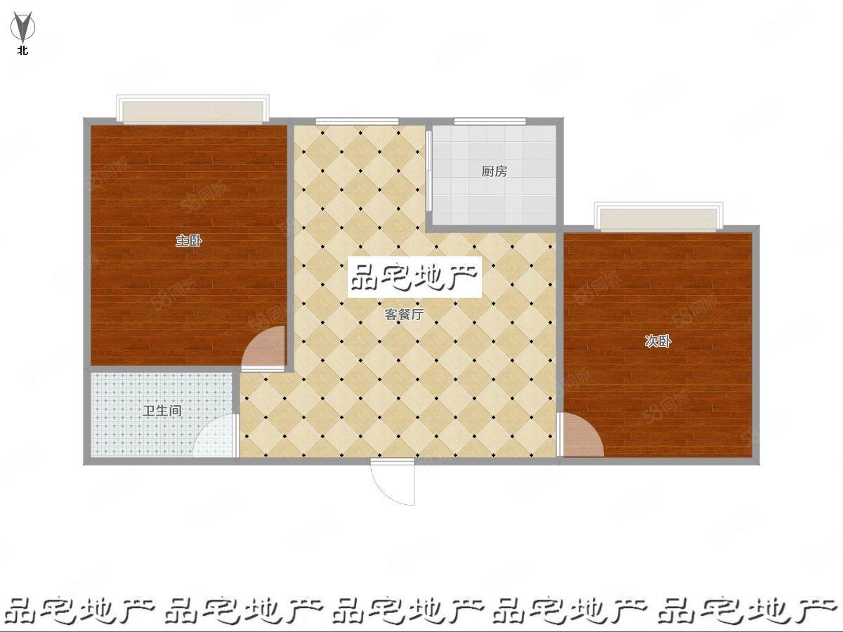 椒连小区两房出租,625一月,配大部分家具