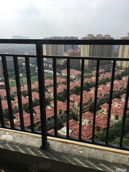 官山御景毛坯3房97方阳台向南冬暖夏凉小区环境好