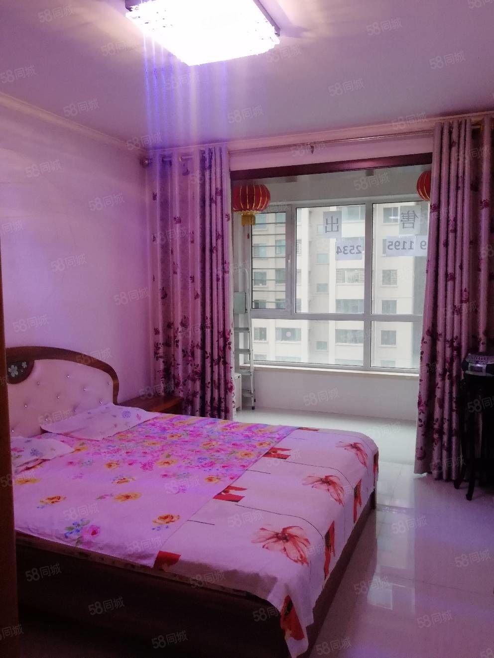 萬和城112平小三居精裝房中間樓層賠錢賣