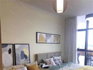35万湖景公寓自由托管离湖200米性价比高前排无遮挡
