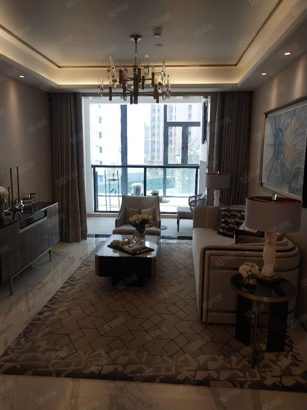 和昌云著109三室两厅,舒适住宅,团购更优惠