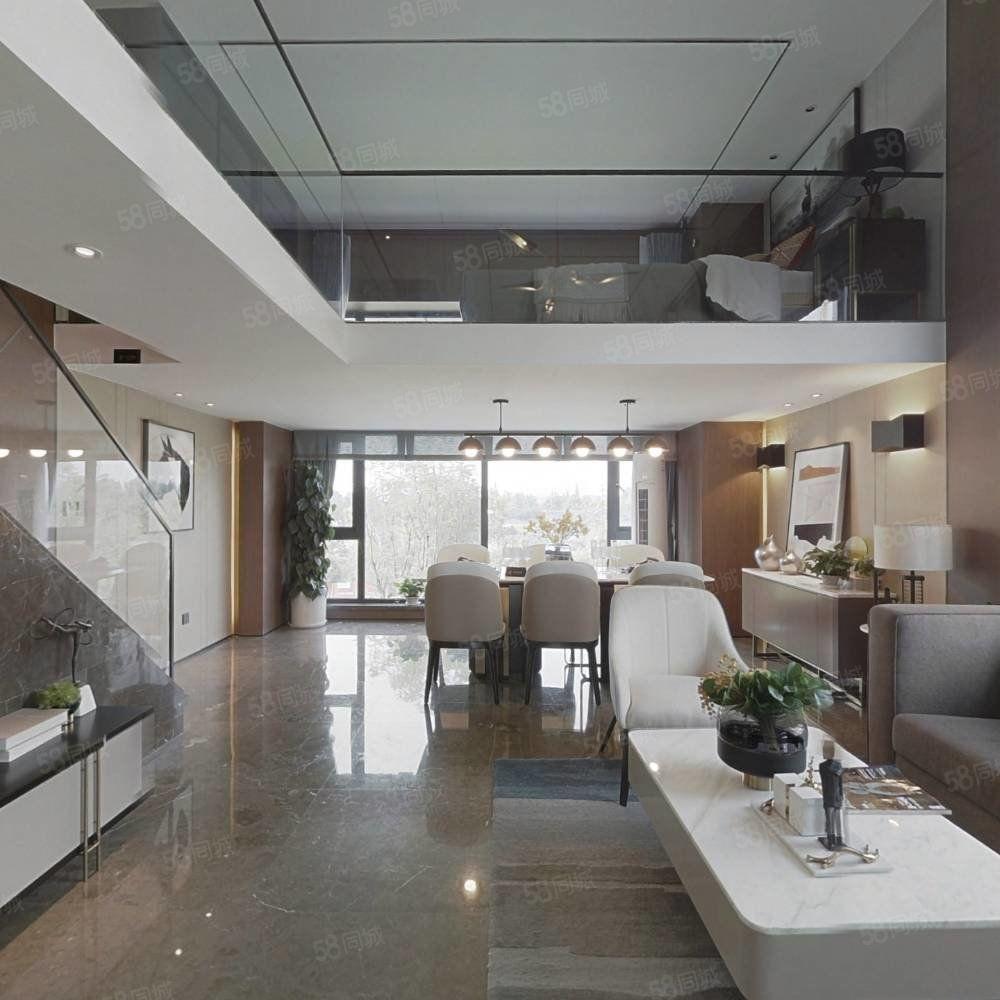北星大道魔幻LOFT4.2米公寓单价8000起超帅外立面