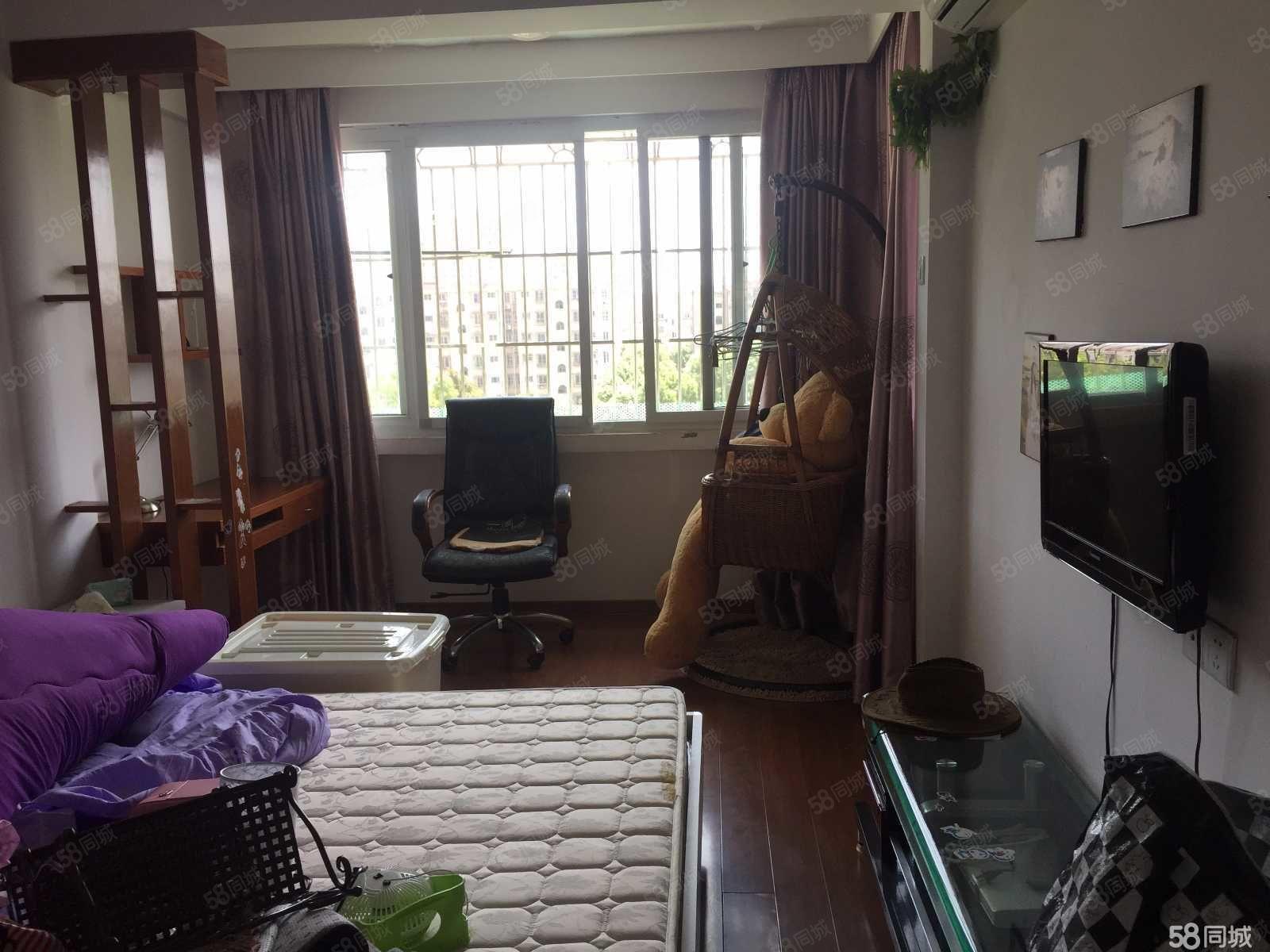 环城南路桔园南区婚房两室家电齐全南北通透拎包入住