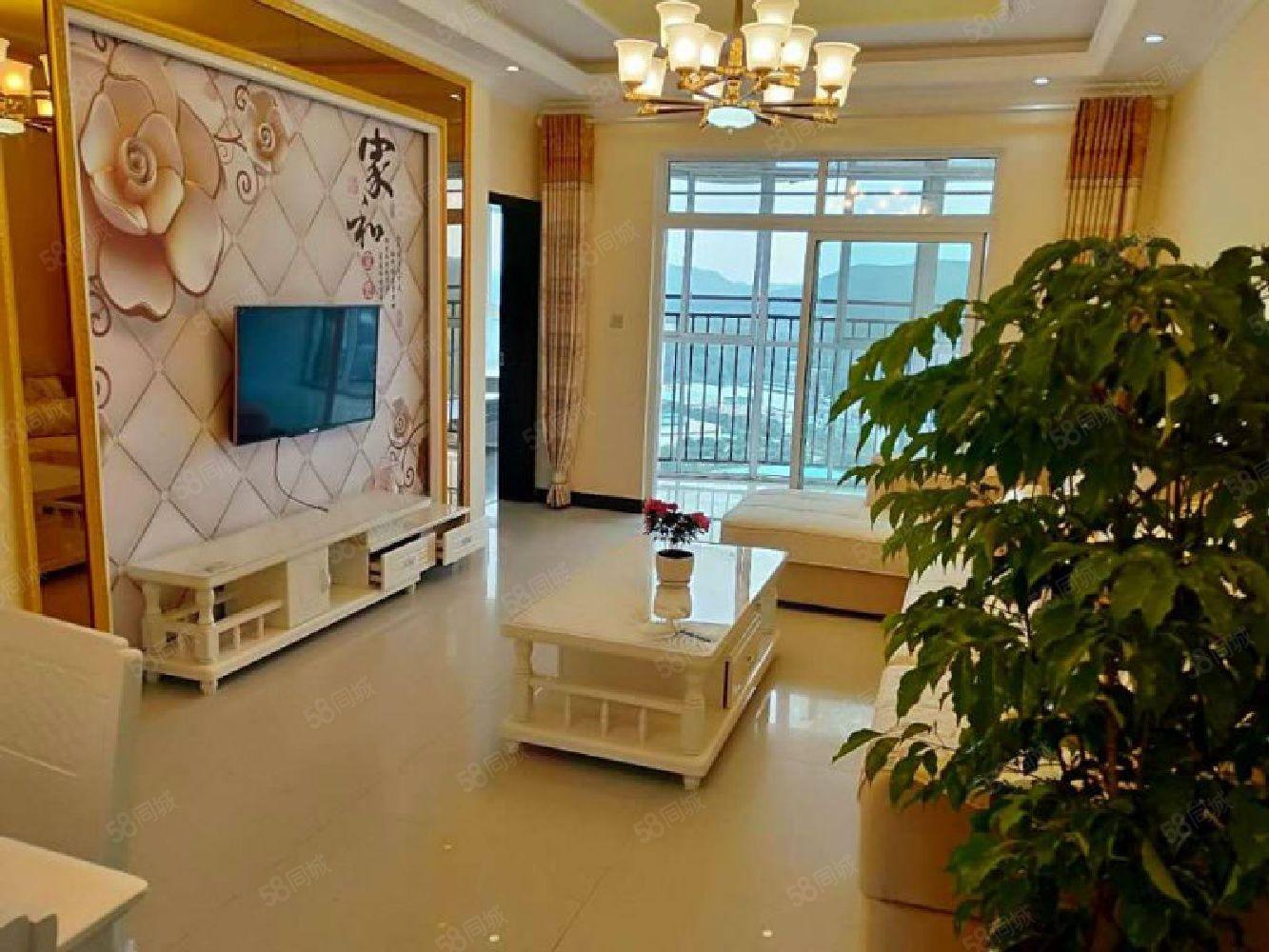 南城江景电梯房精装两室敞亮户型值得拥有大型小区证齐