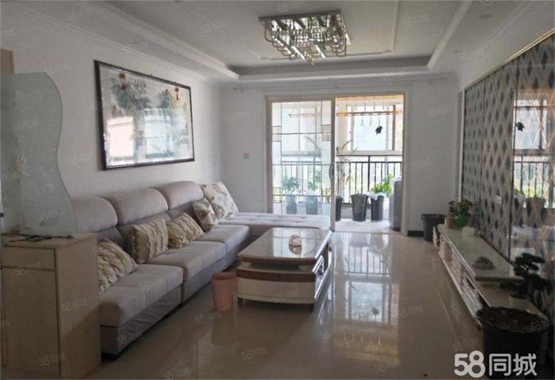 淞江国际2楼120平三室精装修88万