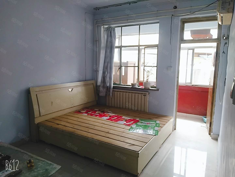黄五渤七,惠中宿舍,带两台空调,家具家电齐全。1室1厅1卫