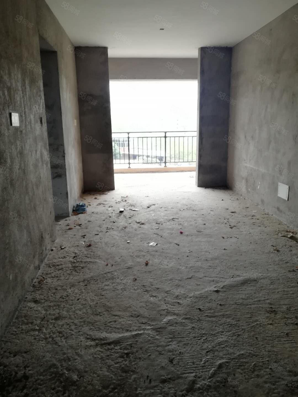 威尼斯人官网路紫金财富毛坯4房带车位电梯高层视野汀江!