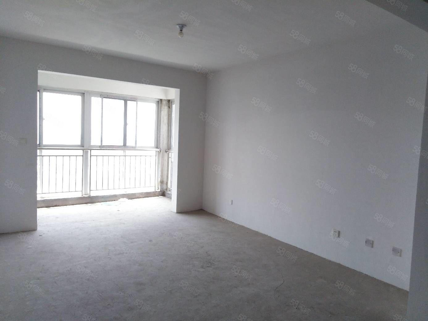 (已售出)海普凤凰城毛坯两室可改三室免.税可贷款华新