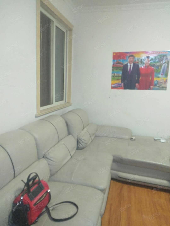 姜堰房河畔花城电梯5楼精装修2室2厅带14平储,