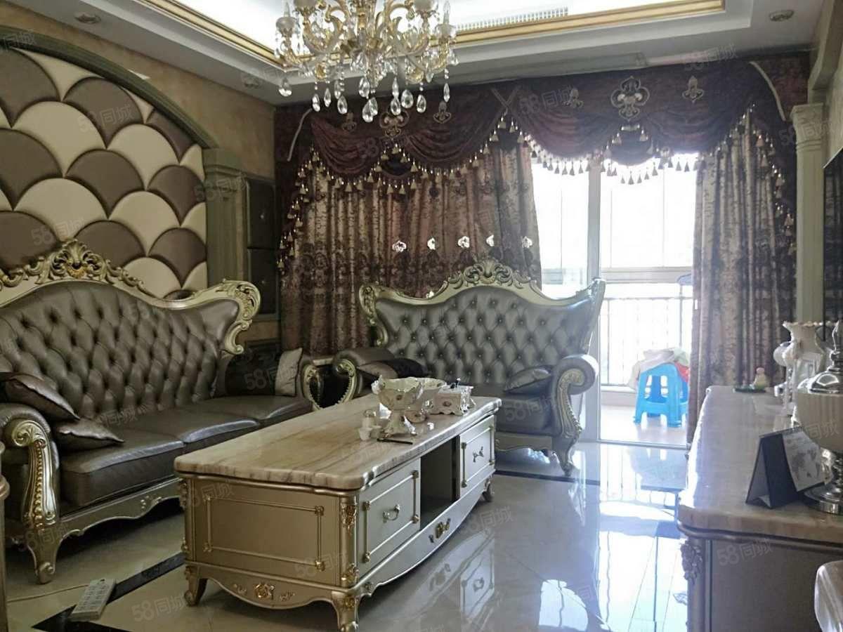 美地大道房東急售降價啦豪華裝修寬敞邊套戶型高樓層3房