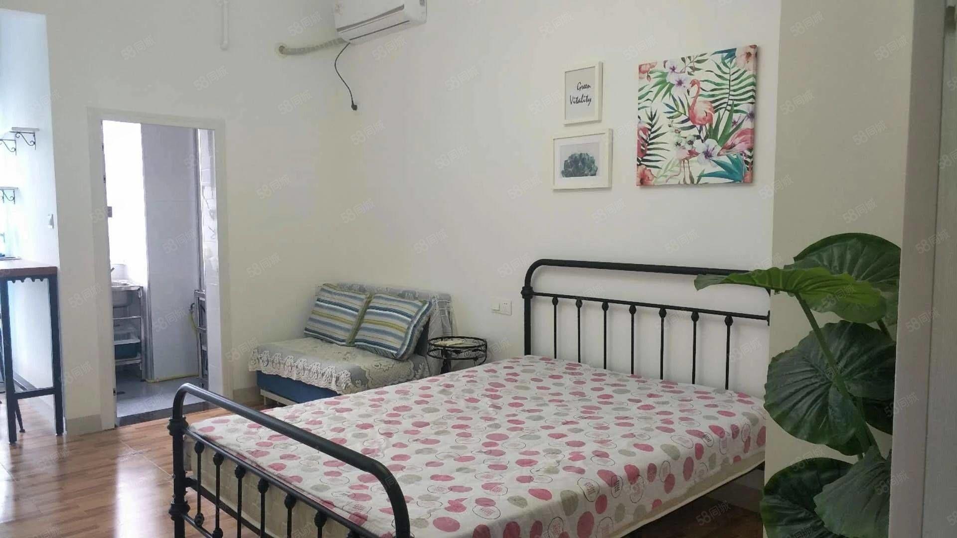 佳乐世纪城精装公寓出租,价格实惠,拎包入住!