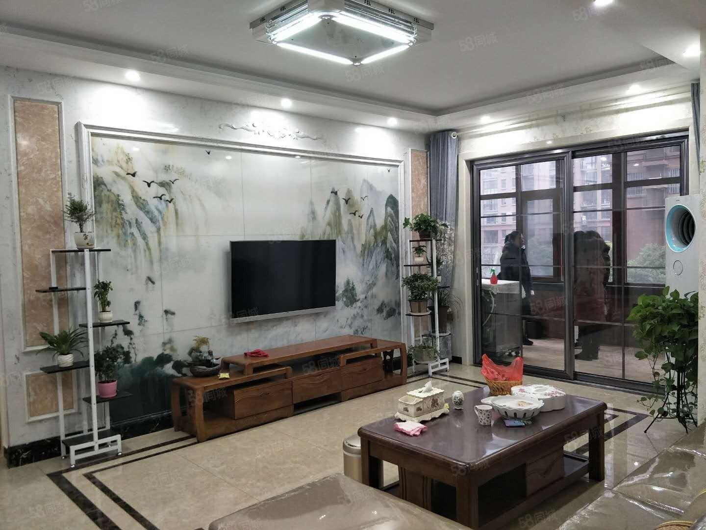 中央城,三室两厅,140平米,豪装,140万