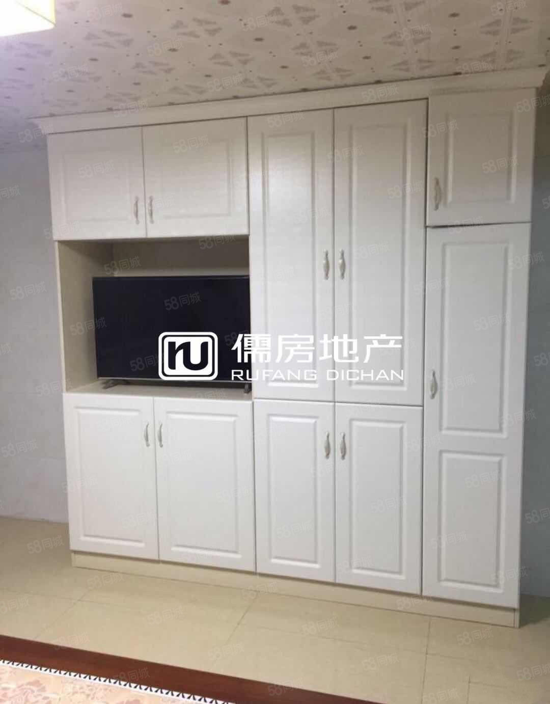 润龙花苑精装修公寓,家具齐全,拎包入住.
