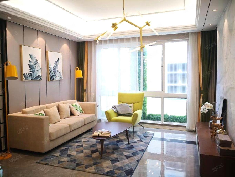 藍光精裝修住宅,沿湖高層江景房首付三成高綠化