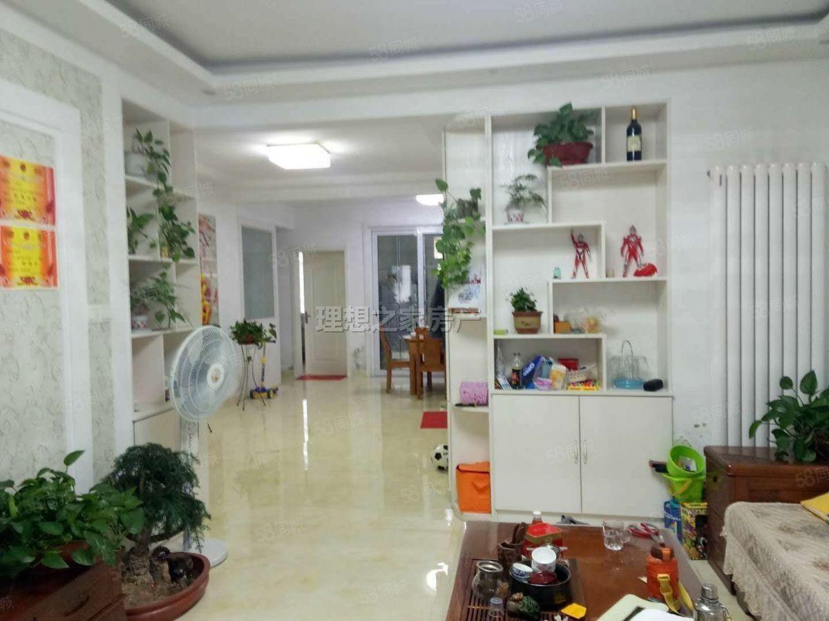 清華園3室2廳2衛帶儲藏室精裝修138平方售100萬元
