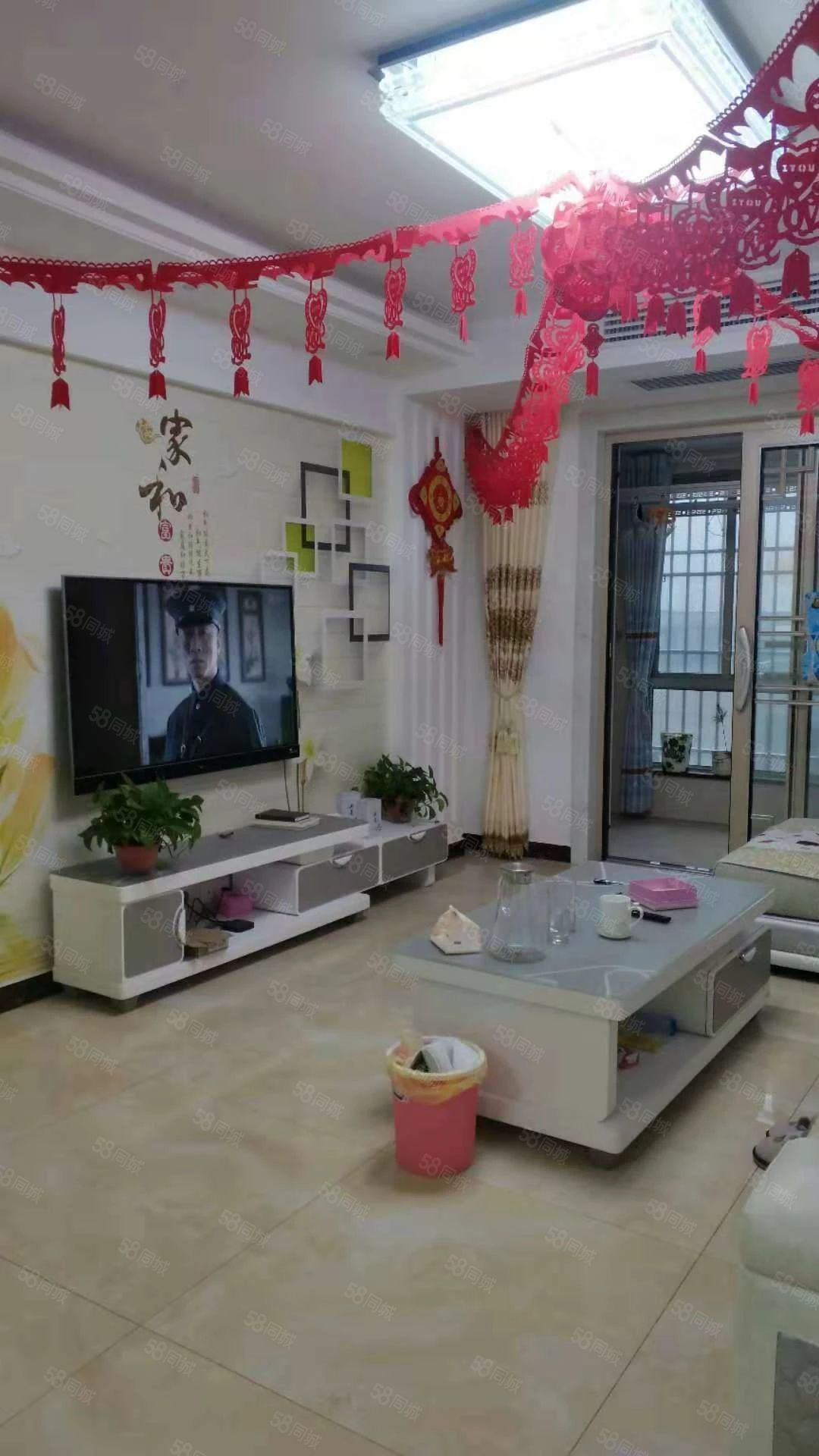 皖国新城,三室两厅,豪装婚房,121平米,135万