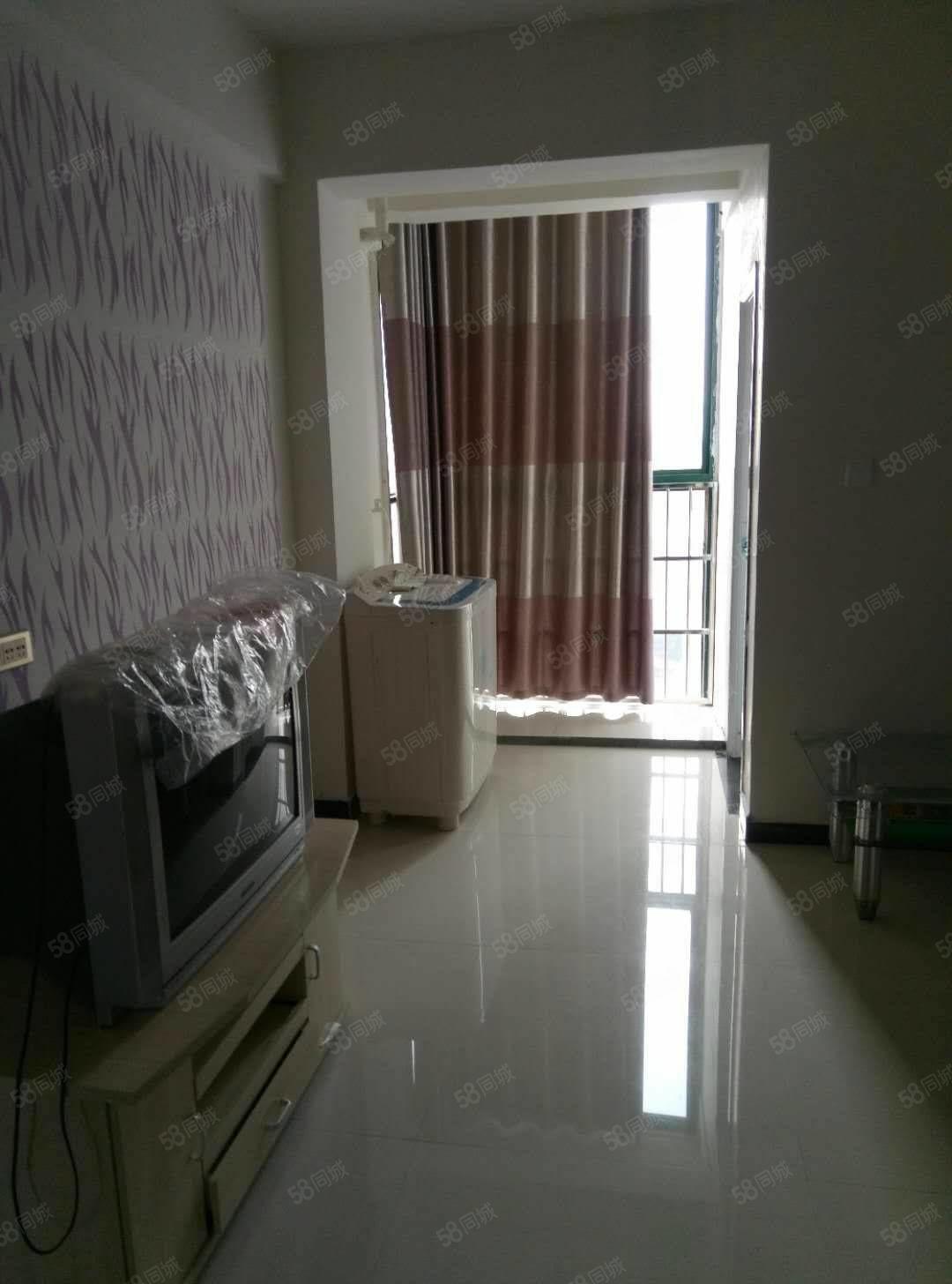 紫荆城公寓一室一厅精装修