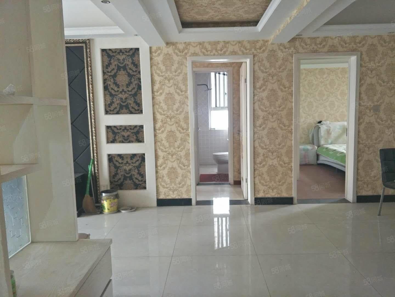 玫瑰苑電梯七樓三室兩廳兩衛144平方精裝修