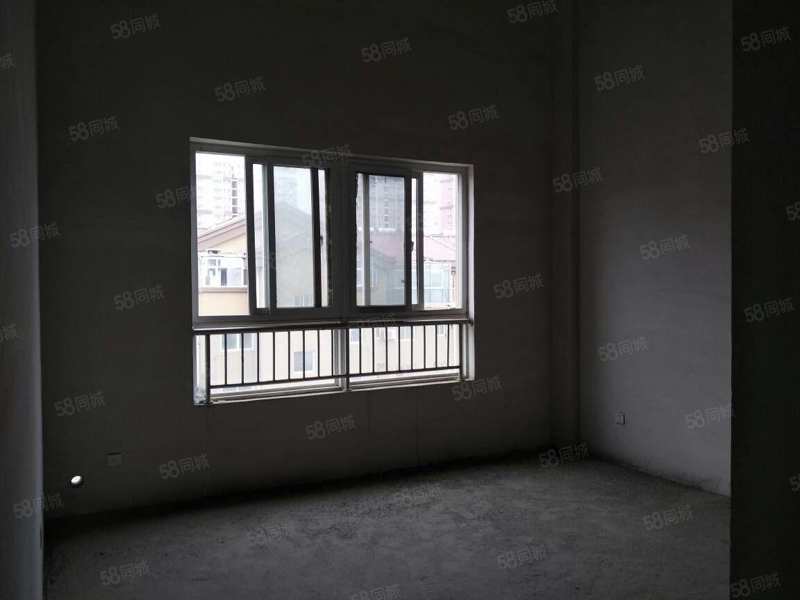 牡丹新城北区多层带电梯花园洋房六七楼,复式,纯毛坯,包过户