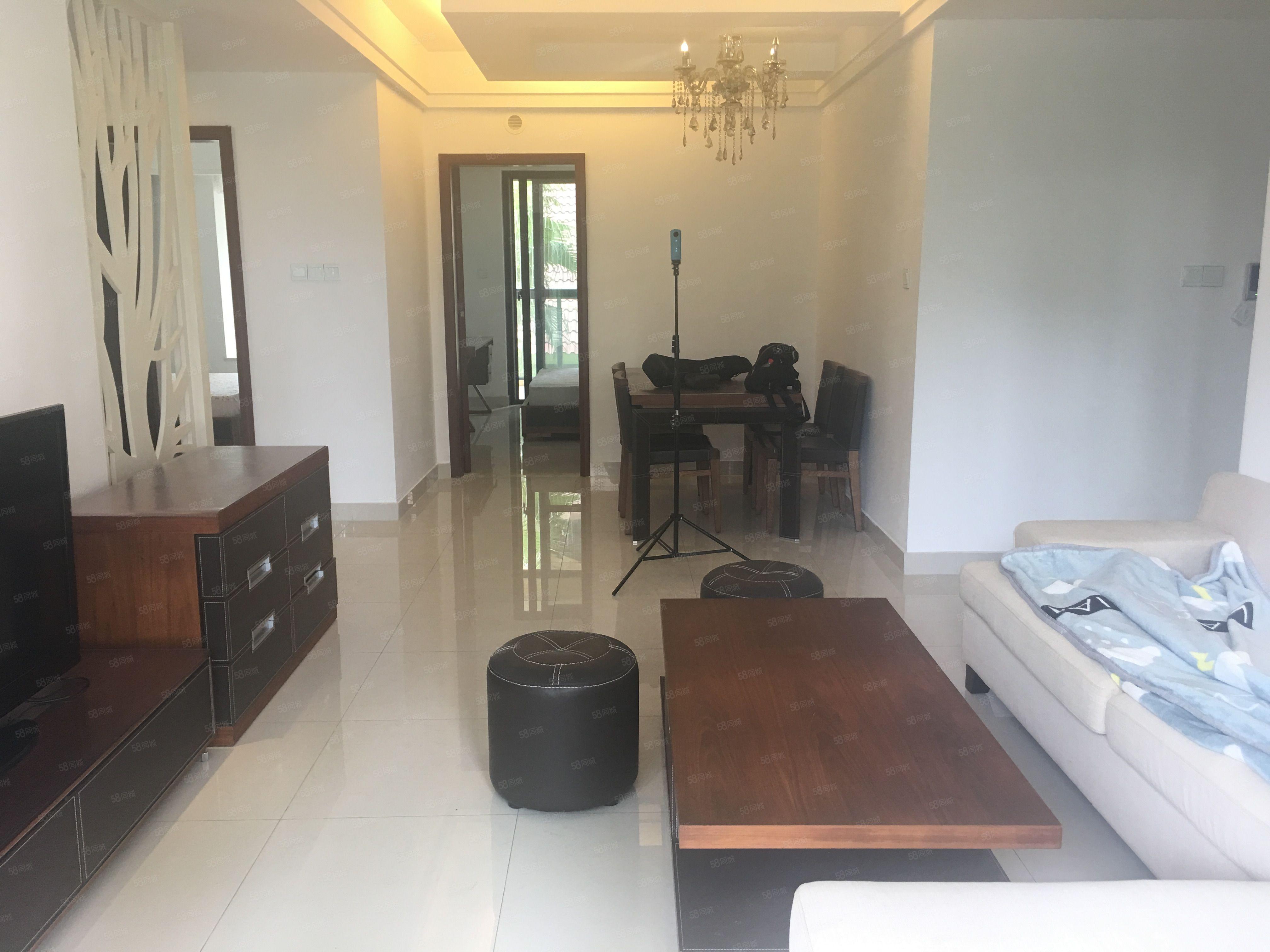 匯豐國際城央的好房子通透大三房鳳凰路品質小區