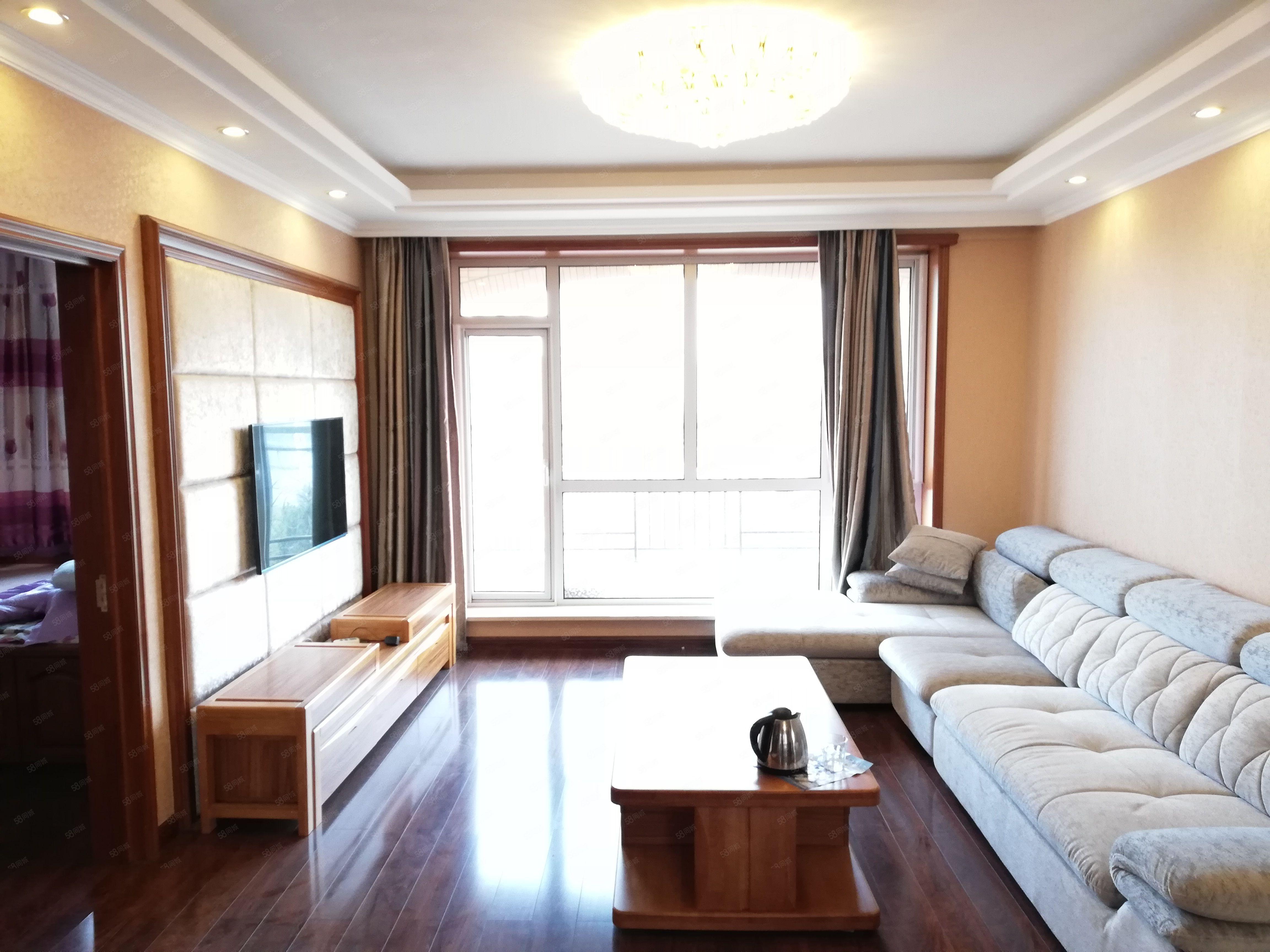 降价7万黄海明珠板正3室113平经典楼层二适合各类人群居住