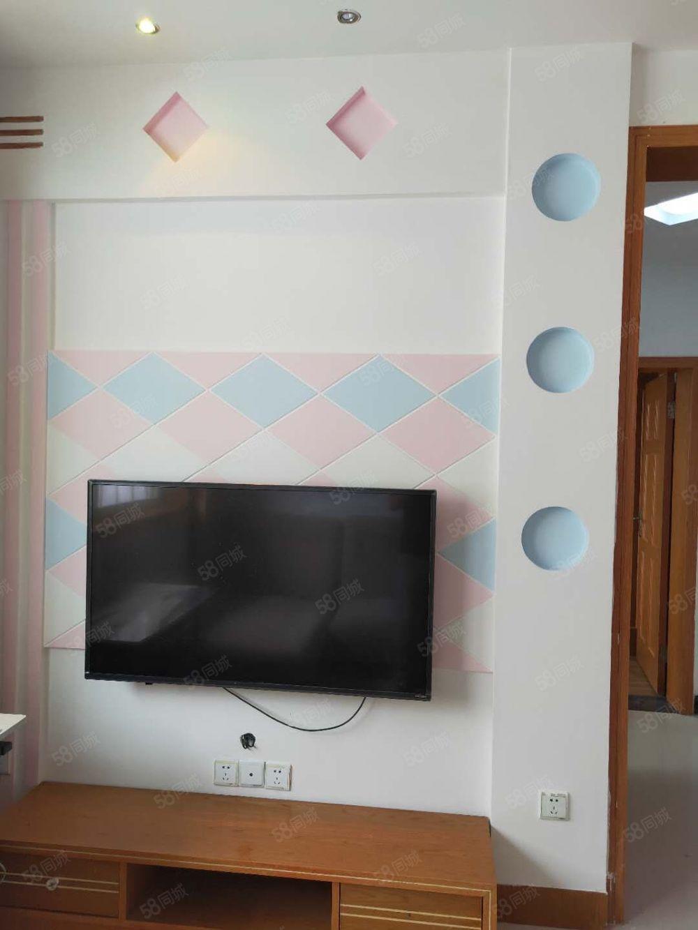 急售新城紫薇居两室两厅精装拎包入住可按揭